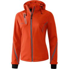 Erima Softshell jacket Function narancs zippes felső