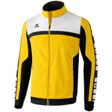 Erima 5-CUBES Polyester Jacket sárga/fekete/fehér melegítő felső