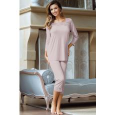 Babella Pizsama női Victoria rózsaszín