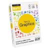 REY Text and Graphics Másolópapír, A4, 90 g