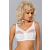 Gaia Melltartó Soft Model 066 BS fehér
