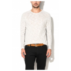 Jack Jones Jack&Jones Melange Szürke Férfi Blúz, XL (12108738-LIGHT-GREY-MELANGE-XL)