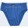 PAMPRESS Elasztikus fiú alsó - kék