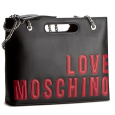 Love moschino Táska LOVE MOSCHINO - JC4259PP02KH0000 Nero