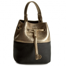 Furla Táska FURLA - Stacy 835772 B BHZ2 NBM Onyx/Color Gold
