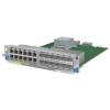 HP 12-port 10/100/1000BASE-T PoE+ / 12-port 1GbE SFP MACsec v3 zl2 ModuleHewlett Packard Enterprise J9989A Gigabit Ethernet (10/100/1000) Silver network switch J9989A