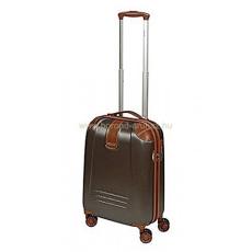 DIELLE barna négykerekű kabinbőrönd 155-S