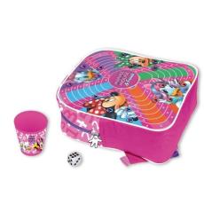 Cerda CE-210644 Minnie Mouse gyermekhátizsák játékkal