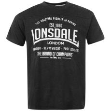 Lonsdale Póló Lonsdale Box fér.