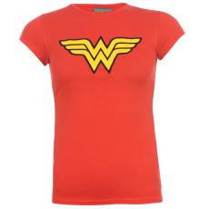 DC Comics Wonder női póló piros S