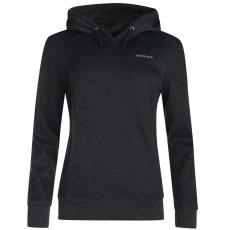 LA Gear Női kapucnis pulóver sötétszürke 3XL