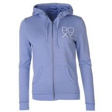Roxy Field női kapucnis cipzáras pulóver kék S