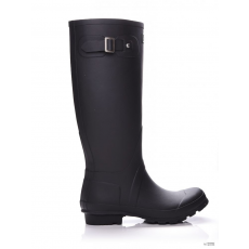 Dorko Női GUMICSIZMA LONG MATT BLACK BOOT /kac