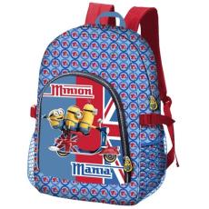 tinédzser diák hátizsák MINIONS - MINYONOK - LONDON