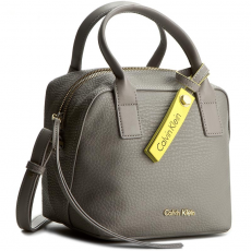 Calvin Klein Black Label Táska CALVIN KLEIN BLACK LABEL - Nora Medium Satchel K60K601013 011