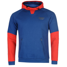 Lonsdale Sport Over The Head férfi kapucnis pulóver kék XL
