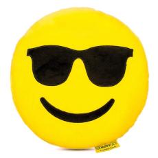 Emoji, Smiley párna Napszemcsis