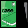 Xprotector Szilikon tok Case Füstszürke ultra vékony 0.33 mm Samsung S6 (G920F) készülékhez