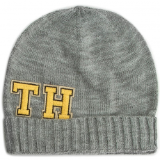 Tommy Hilfiger Női sapka TOMMY HILFIGER - TH Patch Hat Solid AW0AW03335 901