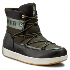 Moon Boot Hótaposó MOON BOOT - Neil 14300200002 Olive/Black/Ochre
