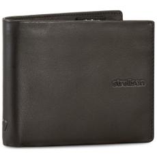 Strellson Nagy férfi pénztárca STRELLSON - Carter 4010001192 Black 900
