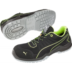 Puma Fuse TC Green S1P ESD SRC Védőcipő (42)
