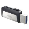 Sandisk Dual Drive, Type-C, USB 3.0, 32 GB, 150 MB/s (173337)