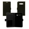 CELLECT Cellect Xperia X Compact (X Mini) book tok, Fekete