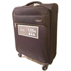 D&N Leder DN-6354 kabinbőrönd