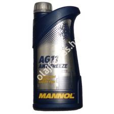 Mannol AG11 fagyálló koncentrátum -76C° (G11 kék) 1L téli gumiabroncs