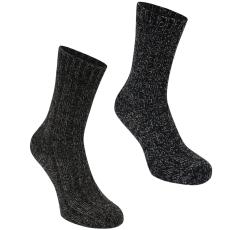 SoulCal Boot 2 darabos férfi zokni szürke 41-45