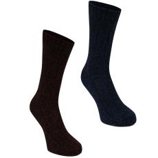 SoulCal Boot 2 darabos férfi zokni kék 46+
