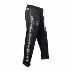 FUNCTIONAL MESH PANTS (BLACK/WHITE) [2XL/3XL]