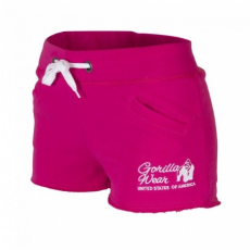 WOMEN'S NEW JERSEY SWEAT SHORT PINK (PINK) [S]