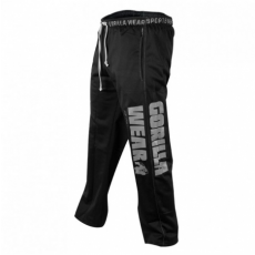 LOGO MESH PANTS (BLACK) [S/M]