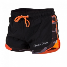 DENVER SHORT (BLACK/ORANGE) [S]