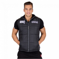 BODY WARMER GW82 (BLACK) [L]