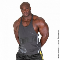 G!WEAR STRINGER TANK TOP (GREY) [XXXL]