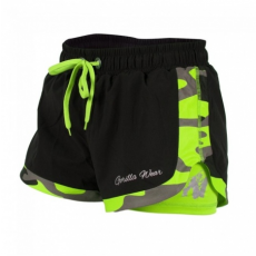 DENVER SHORT (BLACK/LIME) [M]