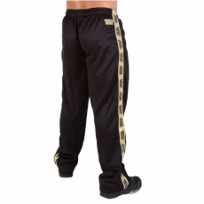 TRACK PANTS GOLD EDITION (BLACK) [2XL/3XL]