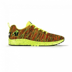 BROOKLYN KNITTED SNEAKERS - NEON MIX (NEON) [42]
