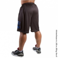 SUPERIOR MESH SHORTS (DARK GREY) [XXXL]