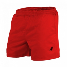 MIAMI SHORT (RED) [S]
