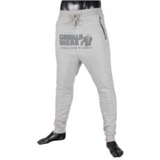 ALABAMA DROP CROTCH JOGGERS - GREY (GREY) [XL]