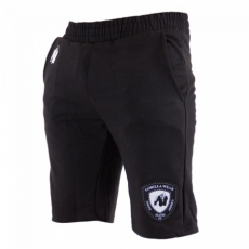 LOS ANGELES SWEAT SHORT (BLACK) [S]