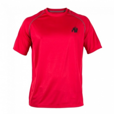 PERFORMANCE T-SHIRT (RED/BLACK) [XXXL]