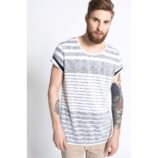Review T-shirt Printed Stripe