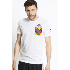 ADIDAS ORIGINALS T-shirt track pocket