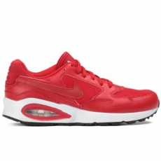Nike Air Max ST gyerek sportcipő, University Red/Black, 37.5 (654288-601-5y)
