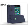IMAK Apple iPhone 7 Plus hátlap - IMAK Ultra-Thin Leather - kék